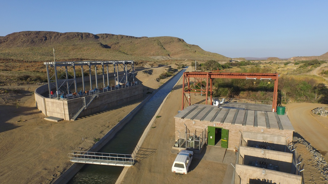 Small Hydro Power Plants in Southern Africa