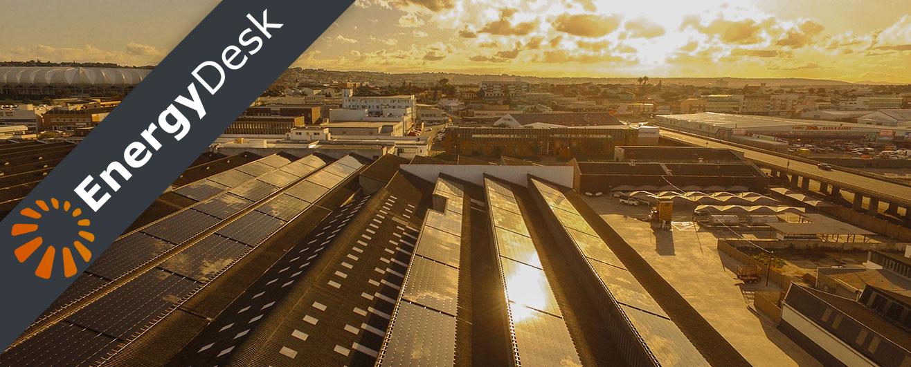 Welcome to EnergyDesk.africa